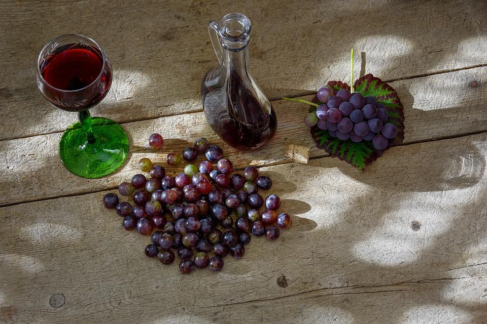 Le vin rouge, une boisson très appréciée à table
